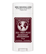 Earthwise Tea Tree Plus Natural Deodorant