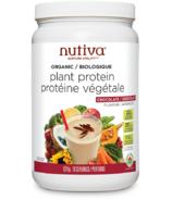 Nutiva Plant Based Protein Chocolate