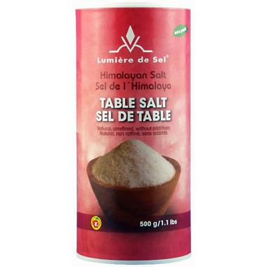 Lumiere de Sel Himalayan Salt