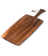 Ironwood Gourmet Large Rectangle Acacia Wood Paddle Board