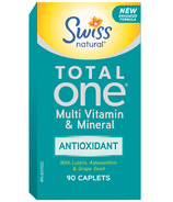 Swiss Natural Total One Multi Vitamin & Mineral Antioxidant