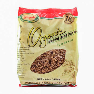 Rizopia Organic Brown Rice Pasta Fantasia