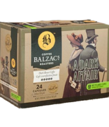 Balzac's Coffee Single Serve Capsules A Dark Affair