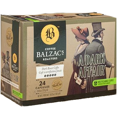 Balzac\'s Coffee Single Serve Capsules