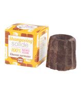 Lamazuna Solid Shampoo Chocolate