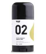 Way Of Will Stick Deodorant Vanilla Mint
