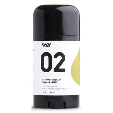 Way Of Will Stick Deodorant Vanilla Mint