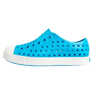 Native Kid\'s Jefferson Ultra Blue & Shell White
