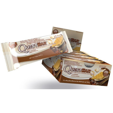 Quest Nutrition S\'mores Protein Bars