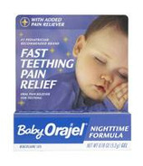 Baby Orajel Teething Nighttime Extra Strength Formula Gel