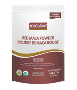 Rootalive Organic Gelatinized Red Maca Powder