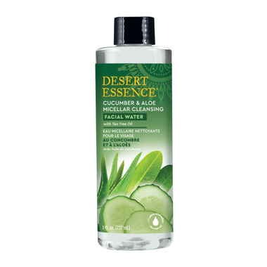 Desert Essence Cucumber & Aloe Micellar Cleansing