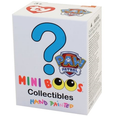 Ty Mini Boos Collectible Figurines Paw Patrol Series