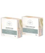 The Bare Home Peppermint Pine + Geranium Shampoo And Conditioner Duo