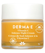 Derma E Crème de nuit intense à la vitamine C