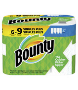 Bounty Select-A-Size Paper Towels Plus Rolls