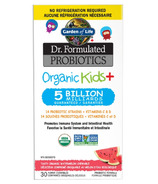 Garden of Life Dr. Formulated Probiotics Organic Kids And Watermelon