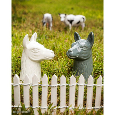 Accoutrements Llama Salt and Pepper Shakers