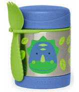 Skip Hop Zoo Insulated Food Jar Dino