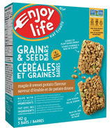 Enjoy Life Grain & Seed Maple Sweet Potato Bars