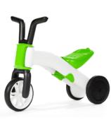Chillafish Bunzi Toddler 2-in-1 Gradual Balance Bike Lime