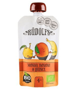 Rudolfs Organic Mango Banana Quince Puree