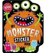Make Believe Ideas My Monster Sticker Book