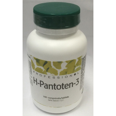 Nature Beaute Sante H-Pantoten-3 Tablets