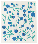 Now Designs Swedish Dish Cloth Blueberries
