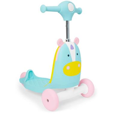 Skip Hop Zoo 3-in-1 Ride On Unicorn