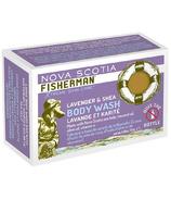 Nova Scotia Fisherman Lavender Soap