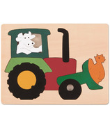 Hape Tractor Puzzle