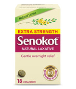 Senokot Tablets Extra Strength