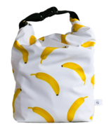 ru supply co. Soft Shell Lunch Bag Bananas