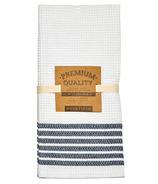 Harman Kitchen Towel Navy/White