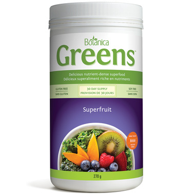 Botanica Greens Superfruit