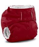 Kanga Care Rumparooz G2 Cloth Diaper Scarlet