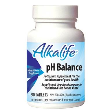 Alkalife pH Balance Tablets