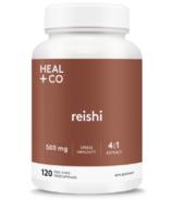 HEAL + CO. Reishi