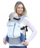 Lillebaby Complete All Seasons Baby Carrier Frosted Rose