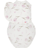 Embe Classic 2-Way Swaddle Clustered Flowers