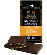 Brooklyn Born Chocolate Banana Cashew Paleo Dark Chocolate