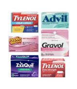 Medicine Cabinet Essentials Bundle