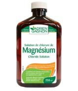 Adrien Gagnon Magnésium liquide