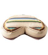 Halfmoon Curved Meditation Cushion Limited Edition Desert Sky