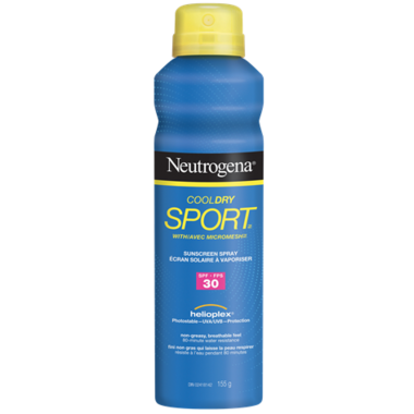 Neutrogena COOLDRY SPORT Sunscreen Spray