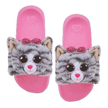 Ty Fashion Kiki the Cat Pool Slides
