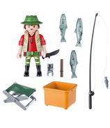 Pêcheur Playmobil