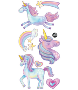PiCO Temporary Tattoos The Cute Unicorns