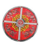 Great Pretenders Ninja EVA Shield Red and Black